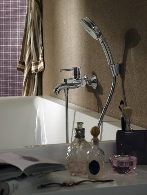 Hansgrohe Talis Classic Смеситель для ванны, однорычажный, ½'