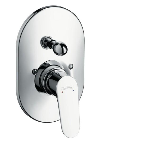 Hansgrohe Focus Смеситель для ванны, однорычажный, СМ