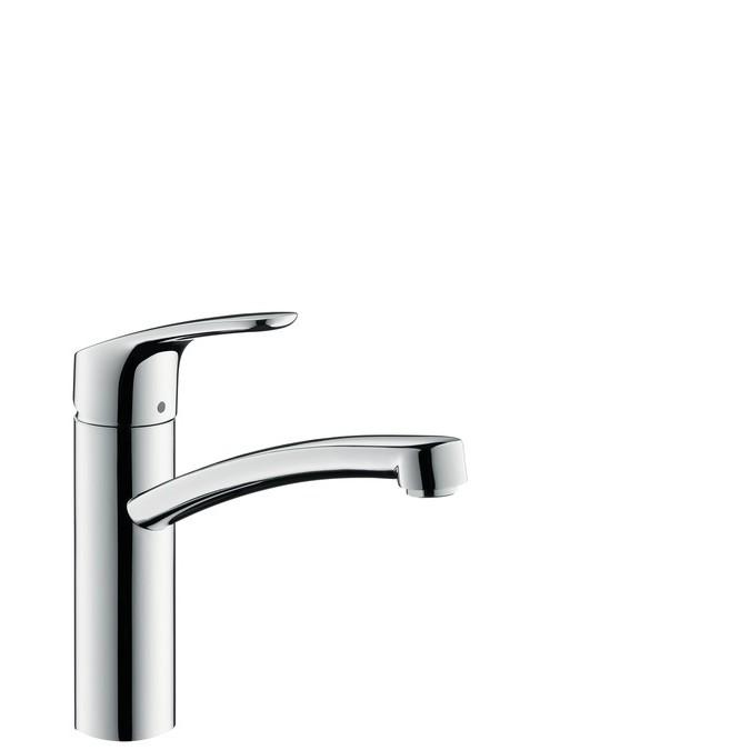 Hansgrohe Focus Смеситель для кухни 160, однорычажный, с накидной гайкой, ⅜'