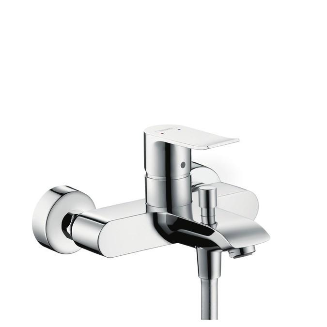 Hansgrohe Metris Смеситель для ванны, однорычажный, ВМ, ½'