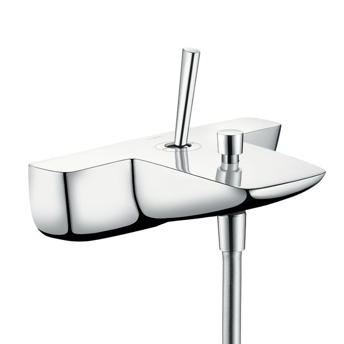 Hansgrohe PuraVida Смеситель для ванны, однорычажный, ВМ, ½'