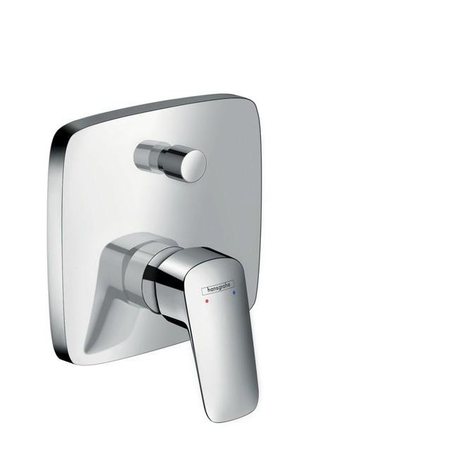 Hansgrohe Logis Смеситель для ванны, однорычажный, СМ