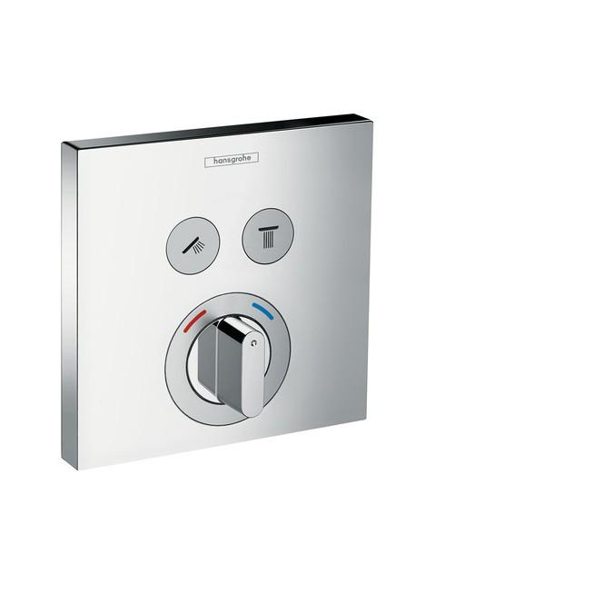 Hansgrohe howerSelect Смеситель ShowerSelect, для 2 потребителей, СМ