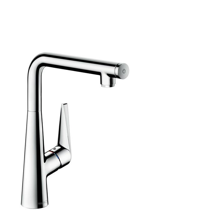 Hansgrohe Talis Select S Смеситель для кухни 300, однорычажный, с поворотным изливом