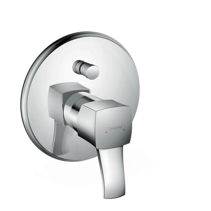 Hansgrohe Metropol Classic Смеситель для ванны однорычажный, СМ, с рычаговой рукояткой