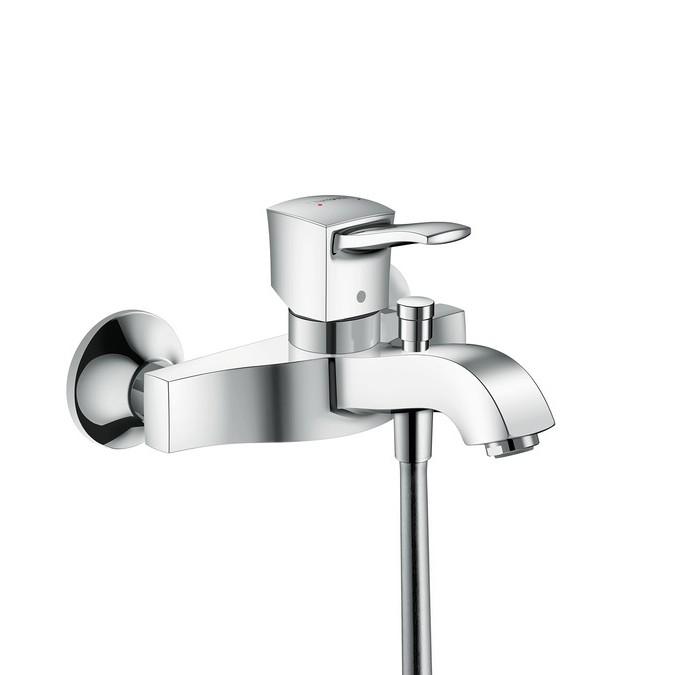 Hansgrohe Metropol Classic Смеситель для ванны однорычажный с рычаговой рукояткой, ВМ