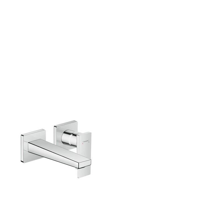 Hansgrohe Metropol Смеситель для раковины, однорычажный, излив 165 мм, СМ