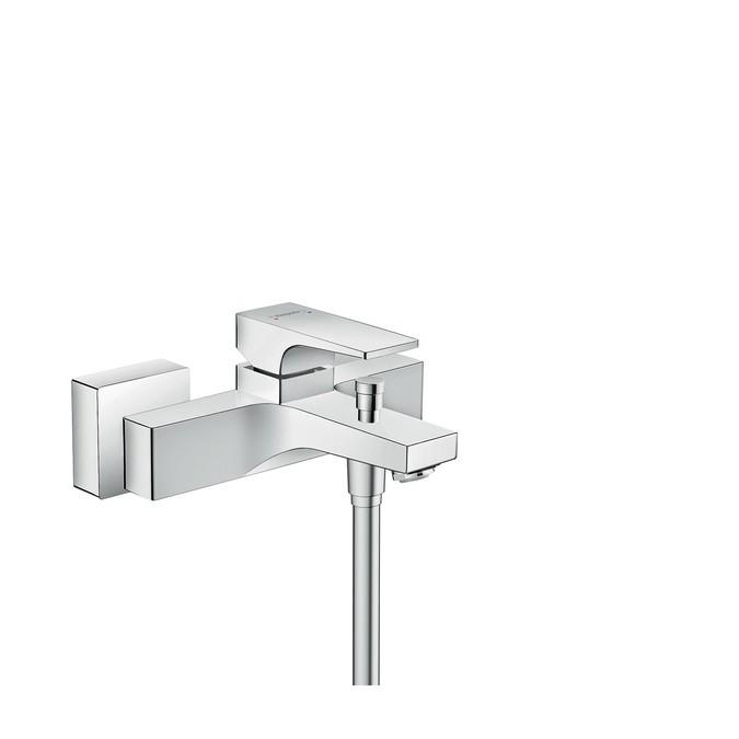Hansgrohe Metropol Смеситель для ванны, однорычажный, с рычаговой рукояткой, ВМ