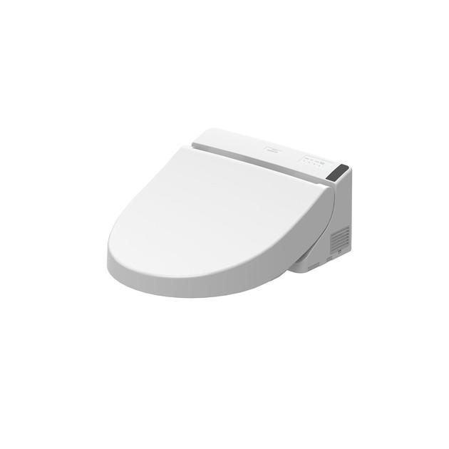 TOTO CF CLEAN FUTURE Крышка унитаза WASHLET с дистанционным управлением и с плавным закрыванием 390 × 480 × 188 мм