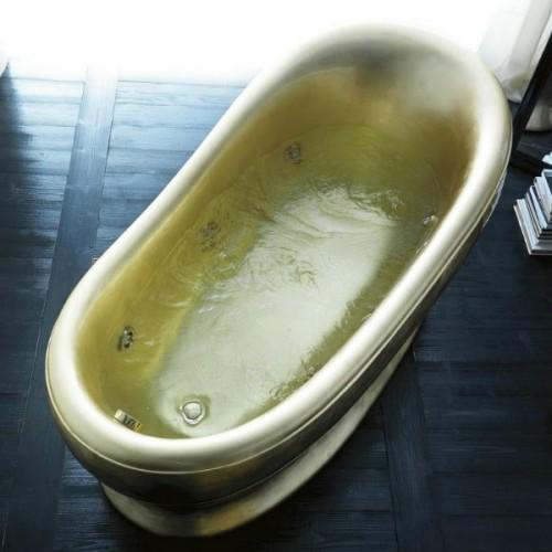 Gruppo Treesse ванна Epoca Egg золото
