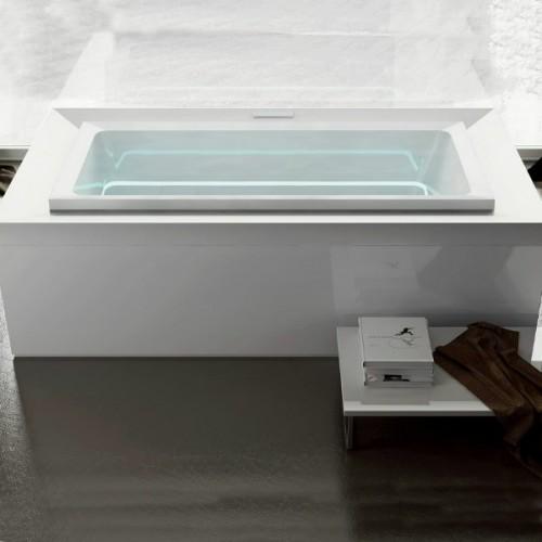 Gruppo Treesse ванна с гидромассажем V862D Fusion 220 в белом цвете