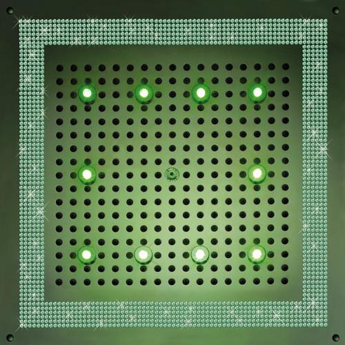 Bossini Dream - Cube Flat Light RGB - Cromotherapy