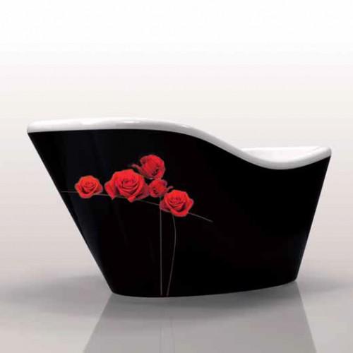 Gruppo Treesse ванна с панелями V0371 Nina с декором