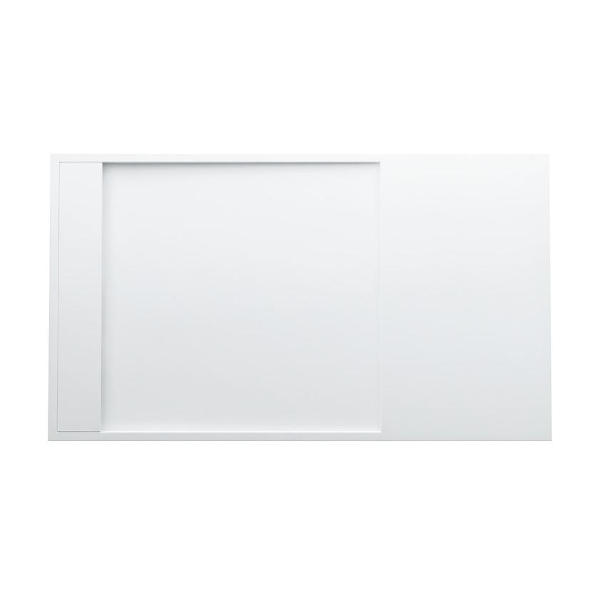Laufen Душевой поддон, прямоугольный, литьевой мрамор 212335