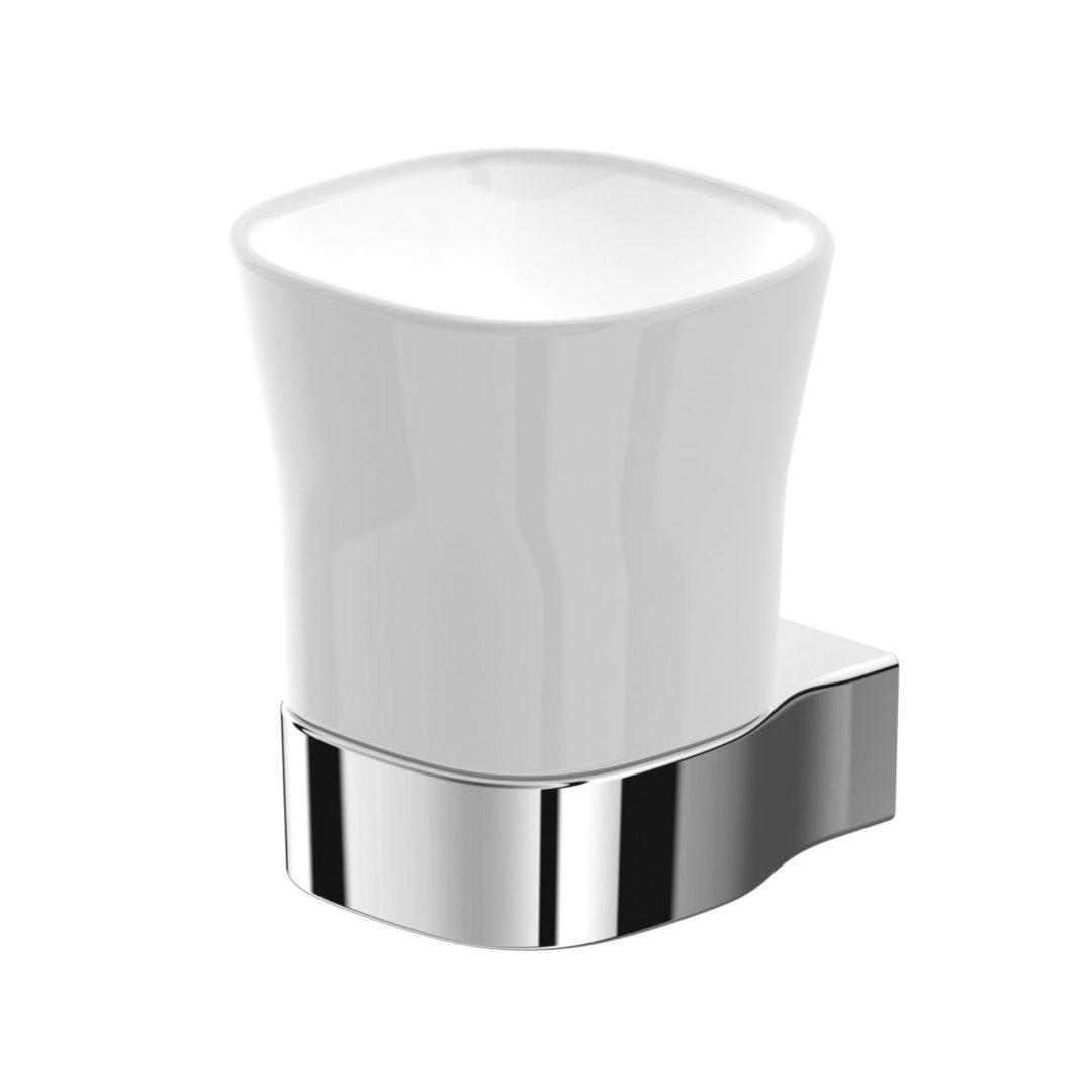 TOTO Стакан для зубных щеток с керамическим стаканом