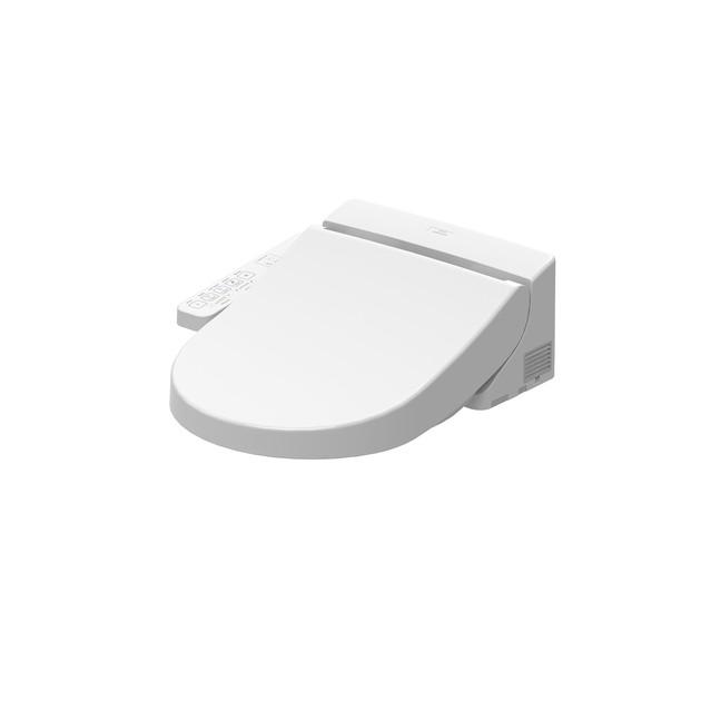 TOTO EK 2.0 Крышка унитаза с функцией WASHLET™ плавное закрывание, открытое подключение 480 × 527 × 173 мм