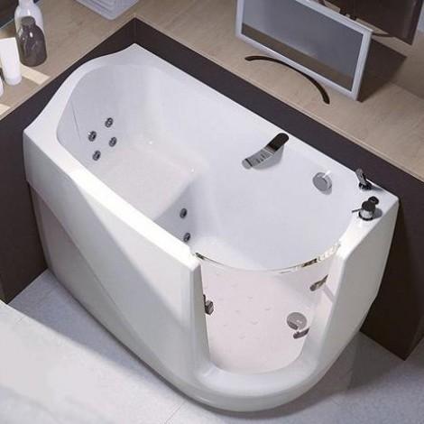 Gruppo Treesse ванна с дверцей GEN X Treesse