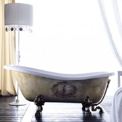 Gruppo Treesse ванна V5071 Epoca с декором Impero