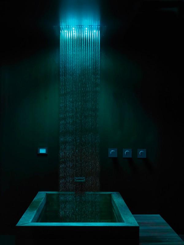Bossini DREAM - Rectangular Light RGB Cromotherapy H37455