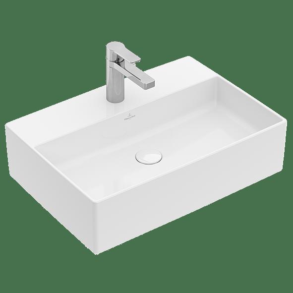 Villeroy & Boch Раковина Memento 2.0 прямоугольная для установки на столешницу