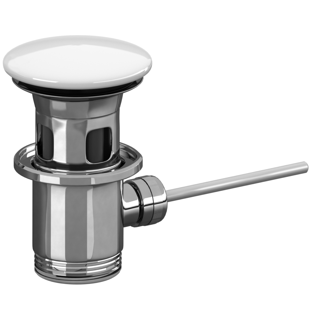 Villeroy & Boch Запираемый донный клапан с керамической крышкой