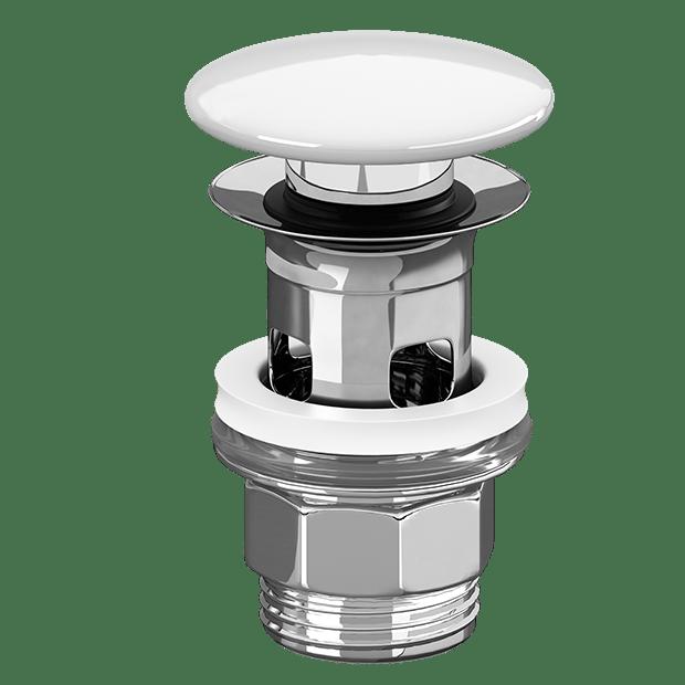 Villeroy & Boch Нажимной донный клапан с керамической крышкой
