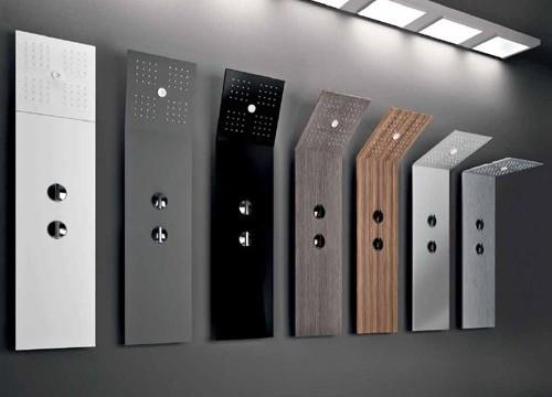 Gruppo Treesse душевая панель Plie Treesse