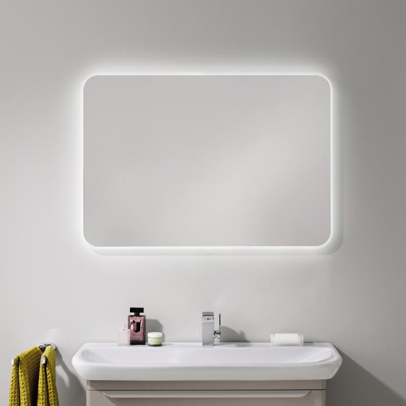 Keramag Зеркало с подсветкой 1000х700х30 мм myDay