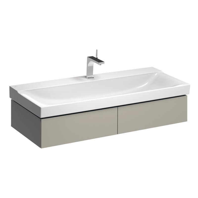 Keramag мебель для ванной комнаты 1200х270х480 мм с подсветкой Xeno²