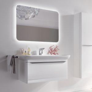 Keramag Зеркало с подсветкой 600х800х30 мм myDay