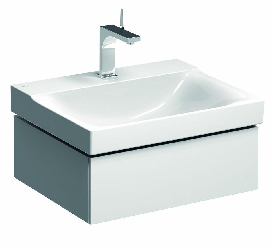 Keramag мебель для ванной комнаты 600х280х480 мм с подсветкой Xeno²