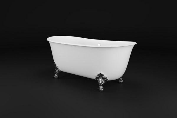 EGIDA Salini S.R.L.  Ванна  1737x774x550 мм цвет : Белый