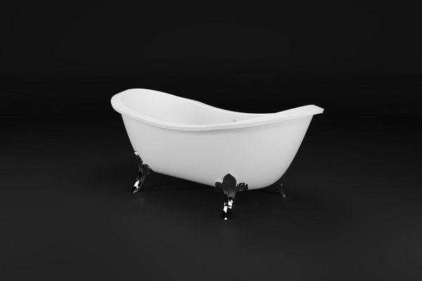 ORIA Salini S.R.L.  Ванна  1796x793x720 мм цвет : Белый