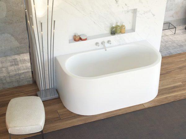 GIADA Salini S.R.L.  Ванна  1650x775x650 мм цвет : Белый