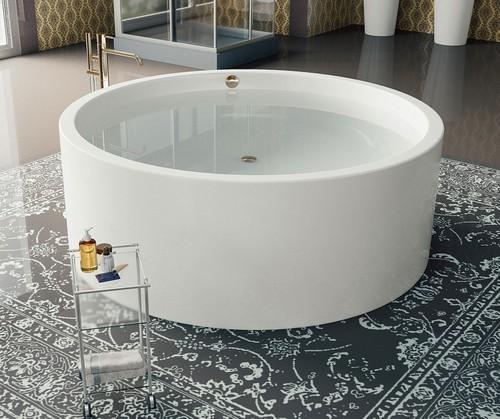ISOLA Salini S.R.L.  Ванна 2000 x 2000 x 710 мм цвет : Белый