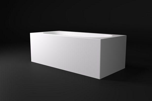 GIOIA Salini S.R.L.  Ванна 1895 x 948 х 650  мм цвет : Белый